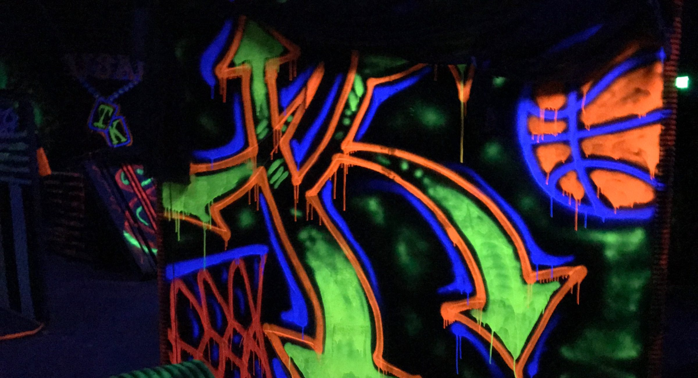 Cascade Laser Tag